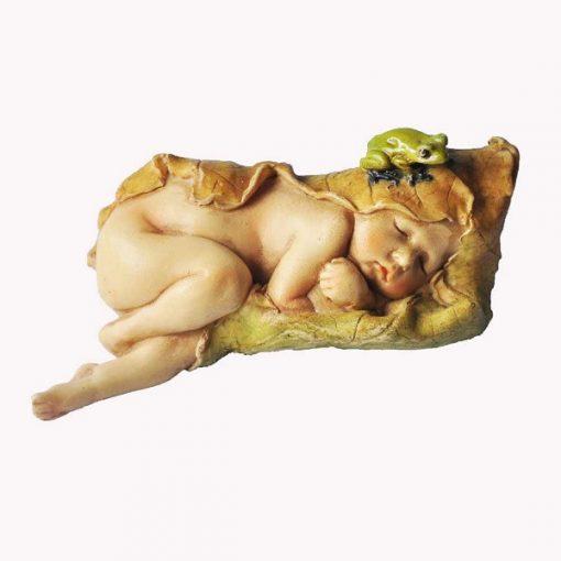 Tündér baba békával