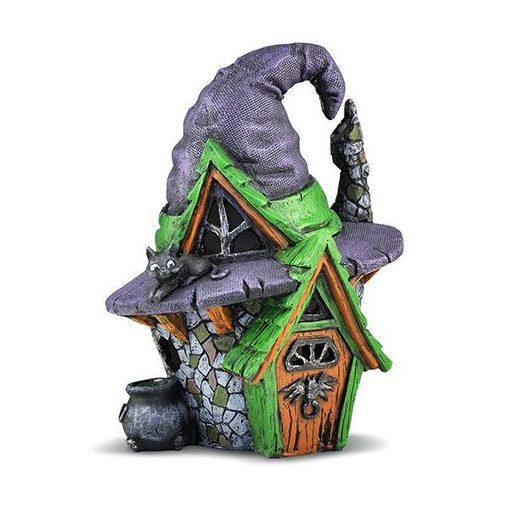 Boszorkány kalap háza