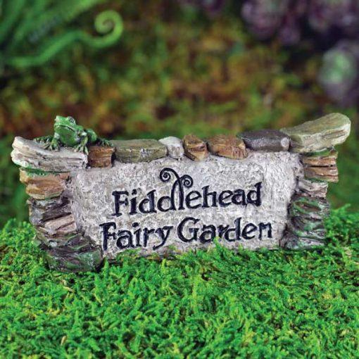 Fiddlehead tábla