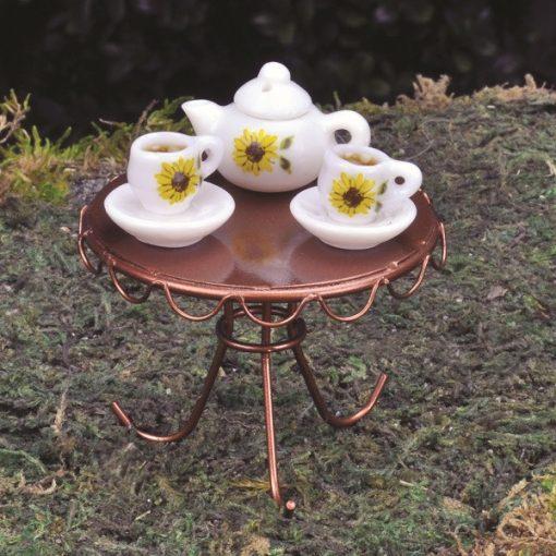 Porcelán teáskészlet