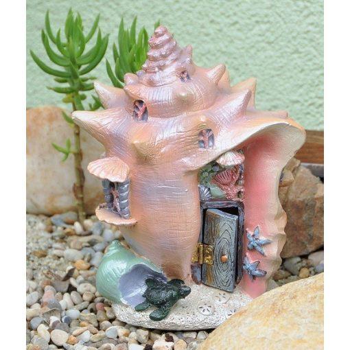 Kagyló házikó