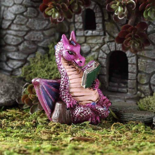 Olvasó sárkány