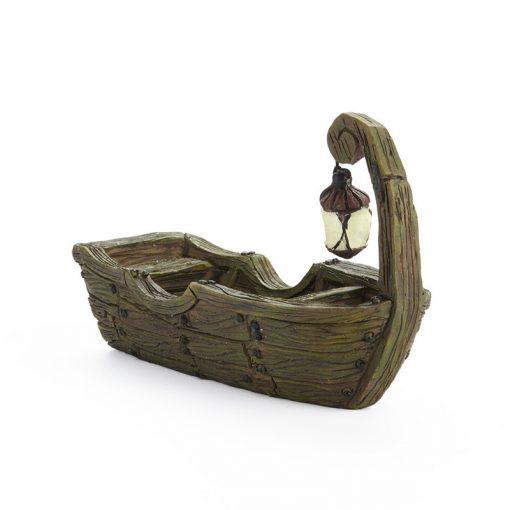 Csónak lámpással