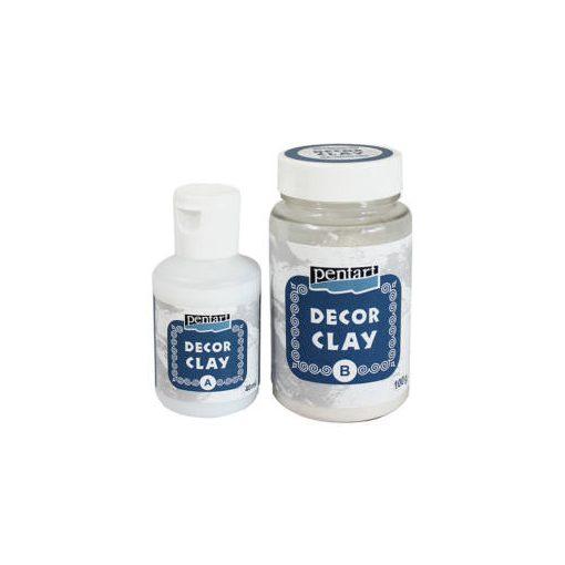 Decor clay szett