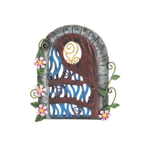 Indás tündér ajtó 16 cm