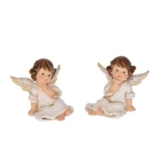 Ülő angyalok (2 db)
