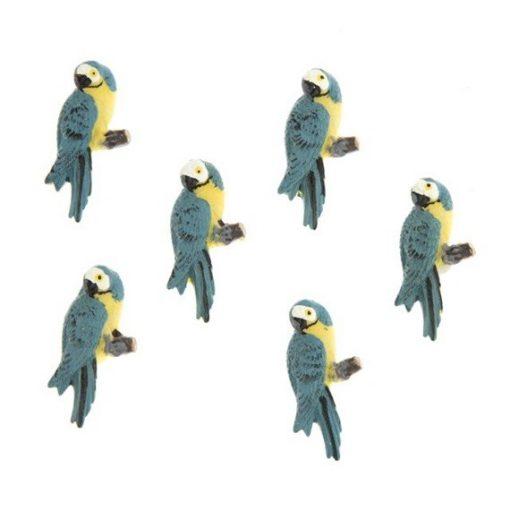 Papagáj (1 db)