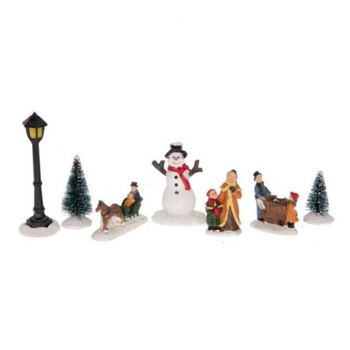 7 darabos karácsonyi szett 2.