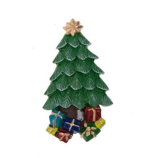 Karácsonyfa öntapadós 2.