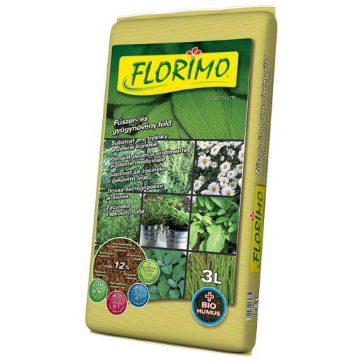 Florimo Fűszer és gyógynövény föld 3L