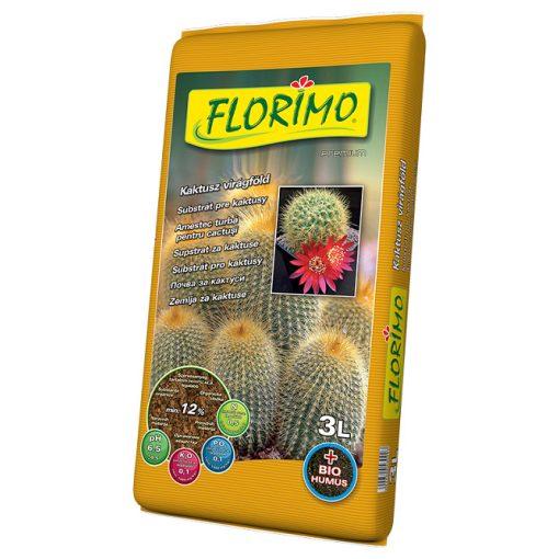 Florimo kaktuszföld 3L