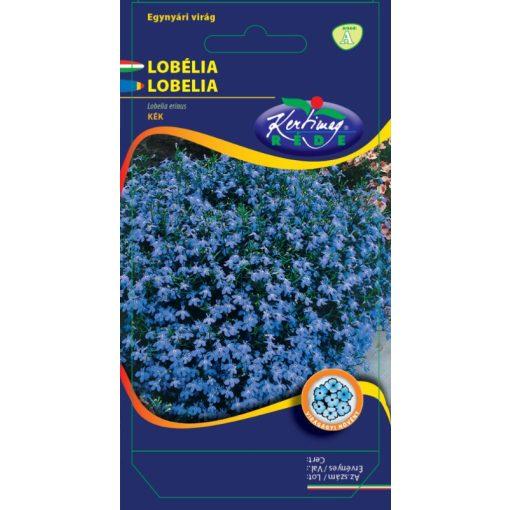 Lobélia kék