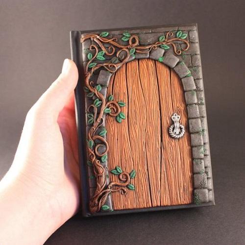 Egyedi naplót, füzetborítót készítenél?